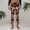 Athletics Mushroom Leggings - Dance Fashion Leggings you can wear everywhere!