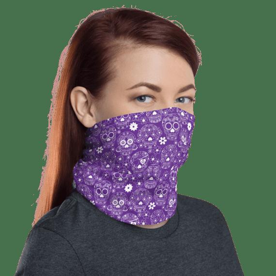 Sugar Skulls Face Mask