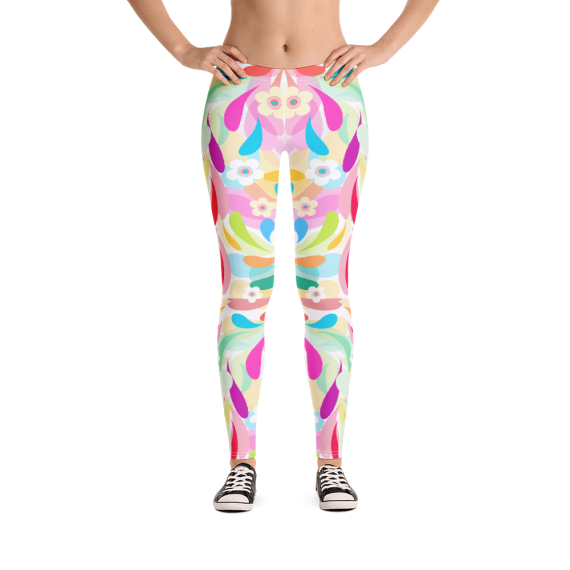 Slow Down Girl, Let Me Love You Leggings - Get Low Leggings, Best Cheap Leggings