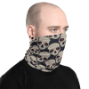 New **High Quality** Protective Ghost Skull Face Mask Biker Balaclava Game Masks