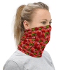 Yummy Yum Red Apples Protective Face Cover Facemask, Face Mask, Balaclava, Scarf