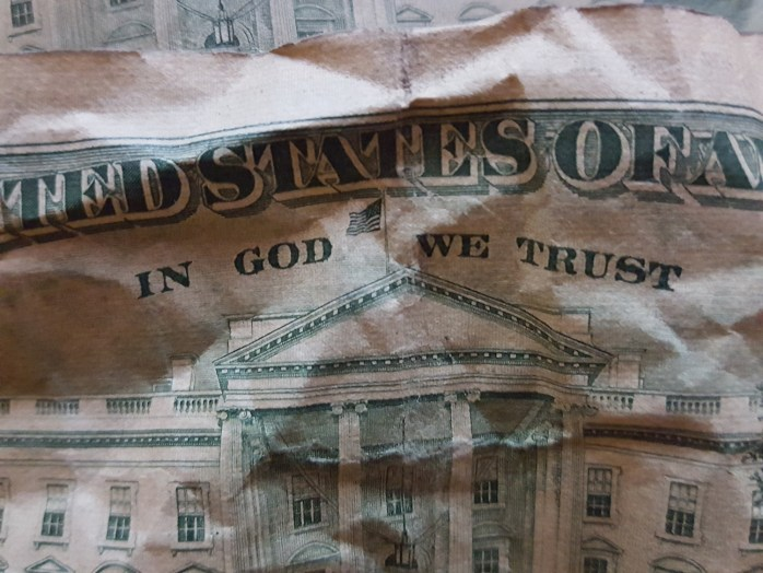 Why you cannot serve God and money