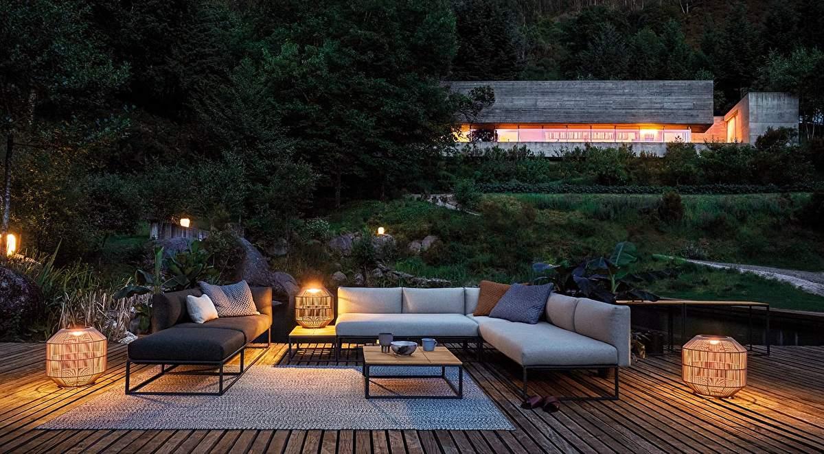 luxury outdoor furniture market