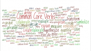 Common Core Cognitive Verbs