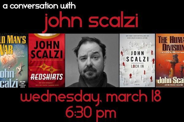 John Scalzi Slideshow Image