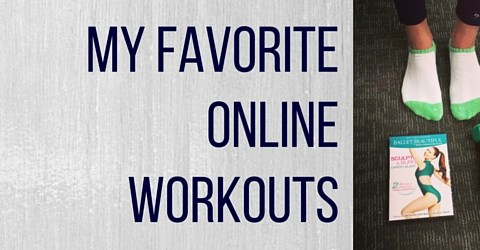 Simple and Effective Online Workouts
