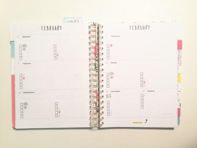 DIY Blog Planner Icons