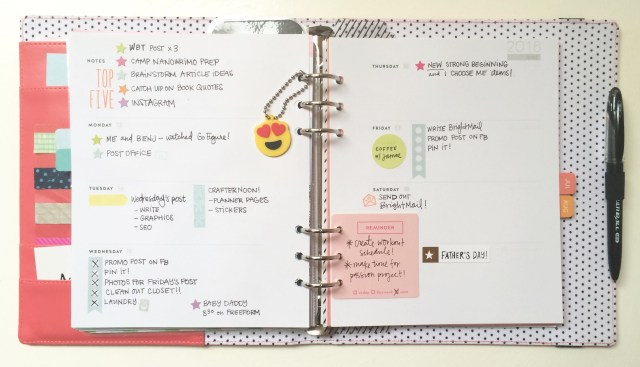 Studio Calico Scout Planner Kit Pages