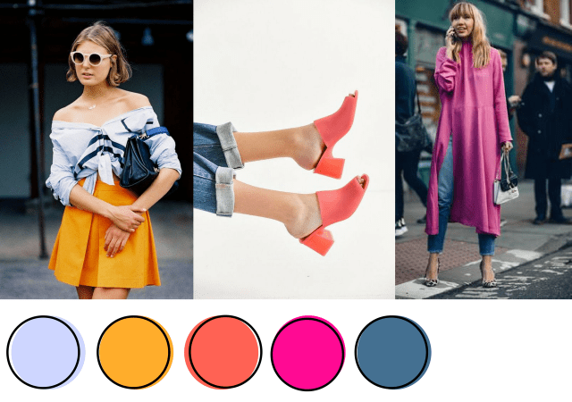 Spring 2017 Color Chart