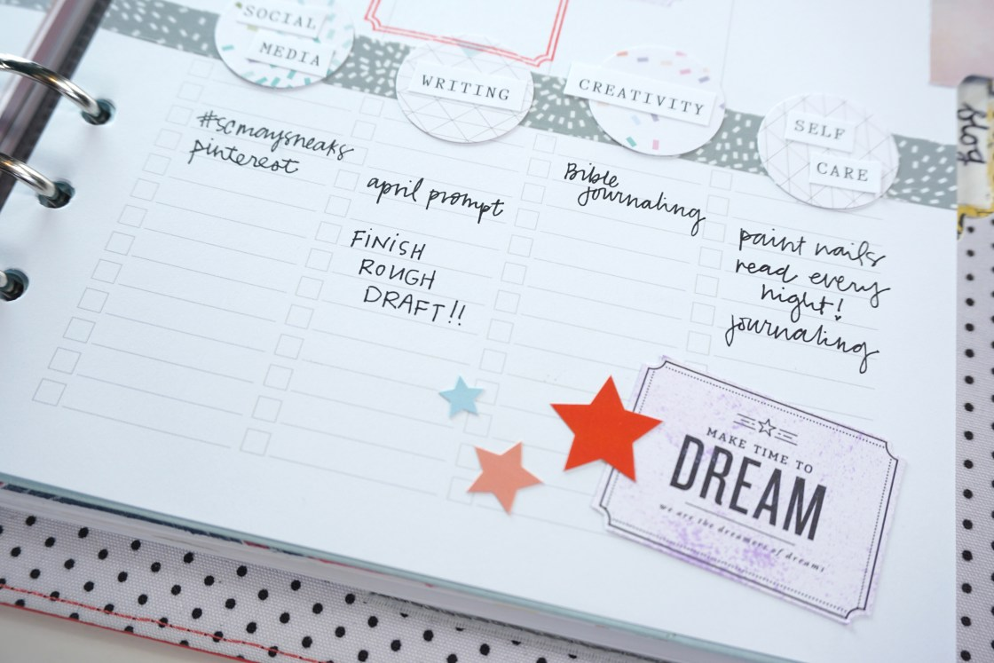 Plan With Me - Studio Calico Written in the Stars Planner Kit A5