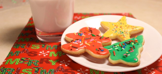Just in time for the holidays, a classic sugar cookie recipe with super-easy icing.