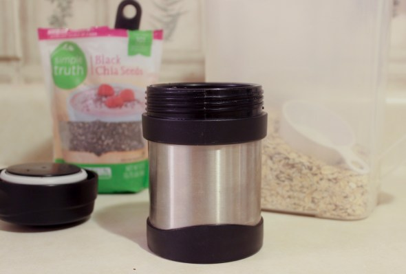 thermos oatmeal