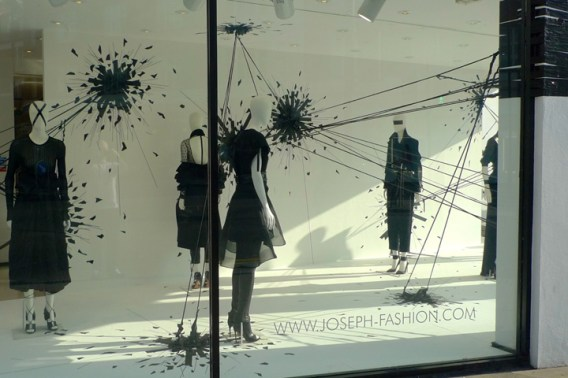 Joseph-Black-is-the-new-Black-windows-London-UK