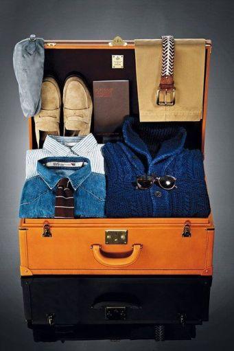 Sugira looks para diferentes ocasiões para estimular a venda de presentes mais completos. Foto: Pinterest.