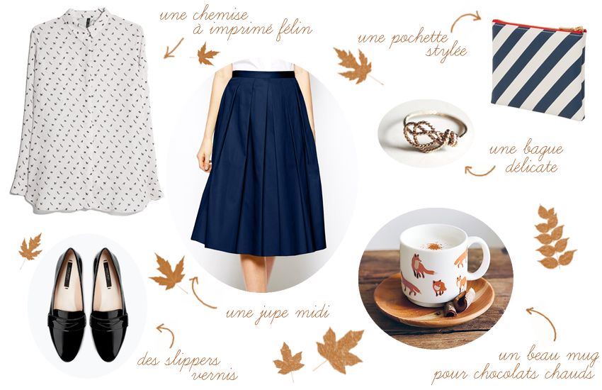 Shopping d'Automne