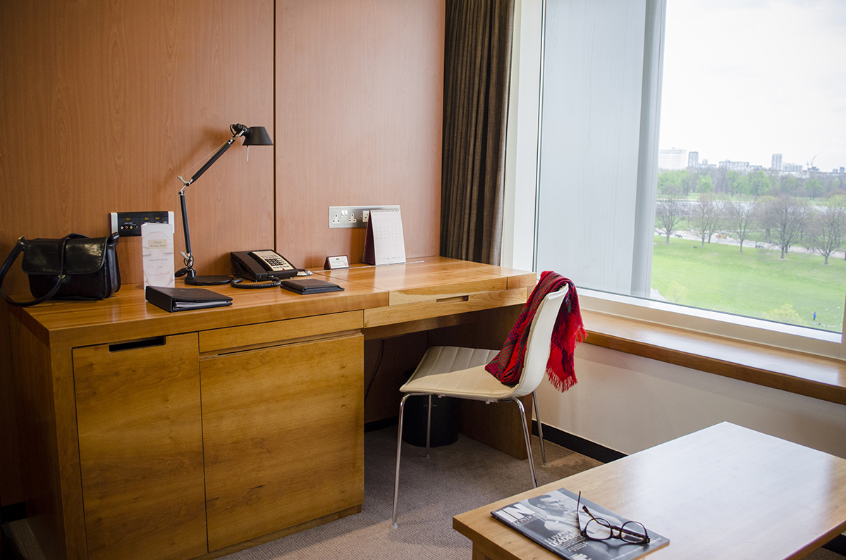 Un Week-end à Londres - Royal Garden Hotel - Whatever Works