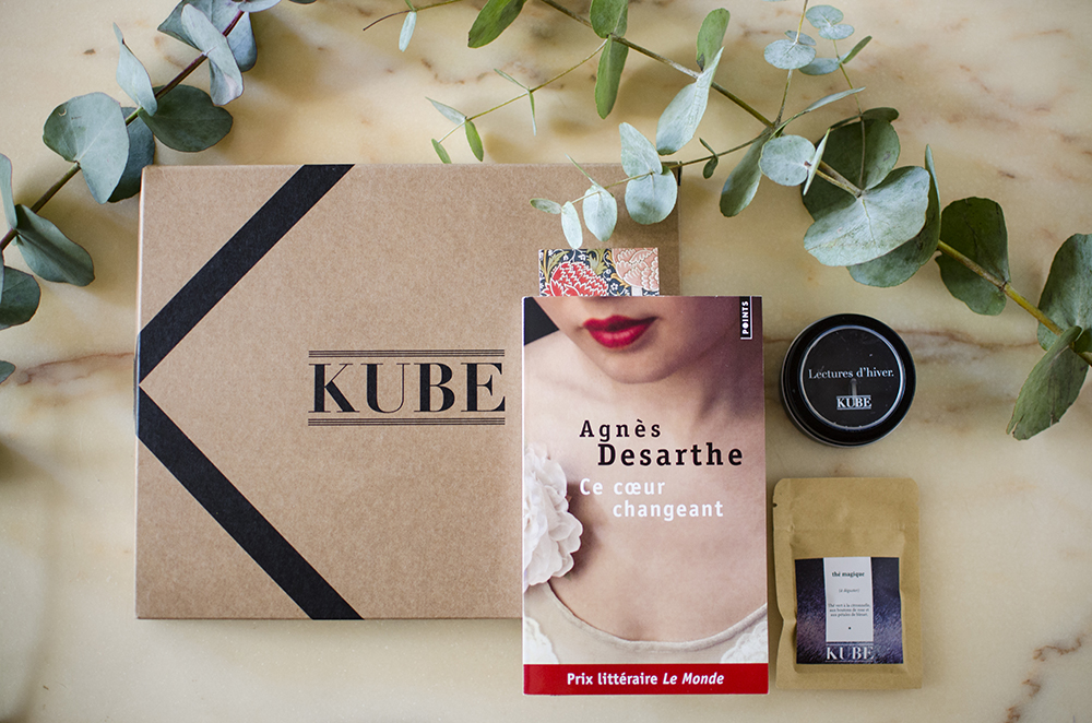 Les Jolies Choses #18 - Box Kube