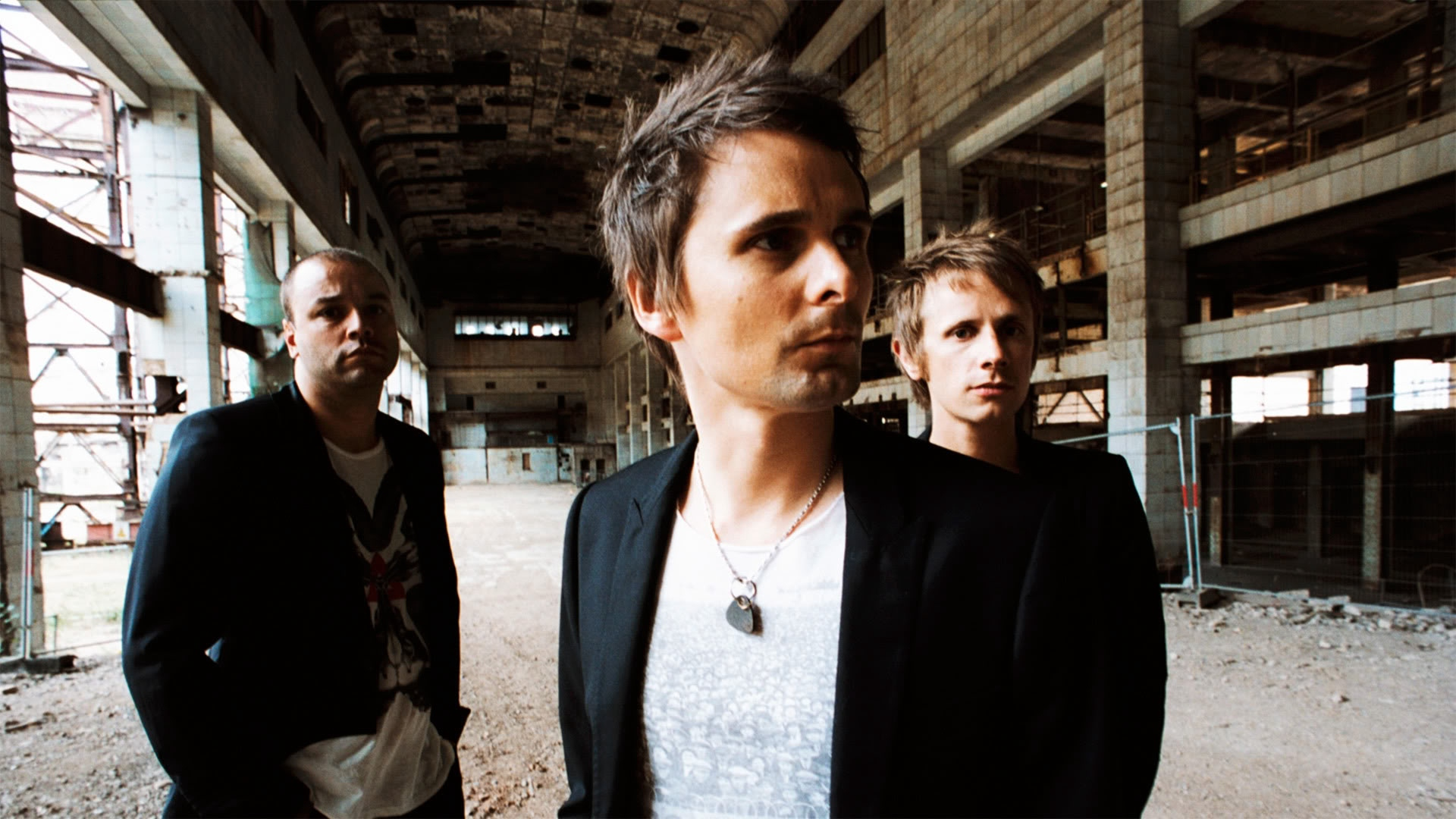 MUSE, The Second Law