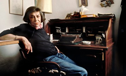 Patricia Highsmith in 1987