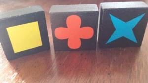 qwirkle game pieces