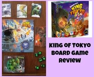 king tokyo board game