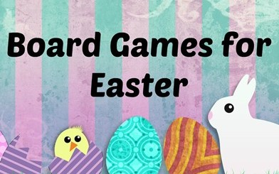 board games for easter