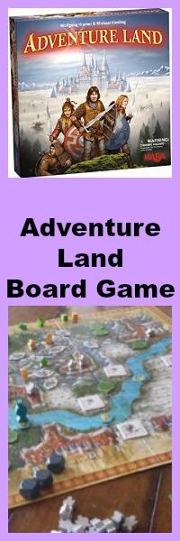 adventureland board game
