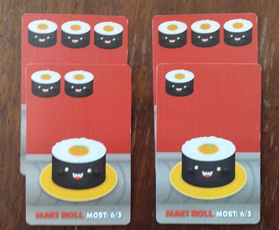 sushi go card game rules