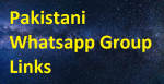 5000+ Pakistani Whatsapp Group Links 2020-21