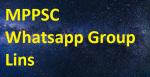 Latest MPPSC Whatsapp Group Links 2020-21