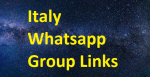 Join All Italy Whatsapp Group Links 2020-2021