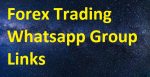 Forex Trading Whatsapp Group Links