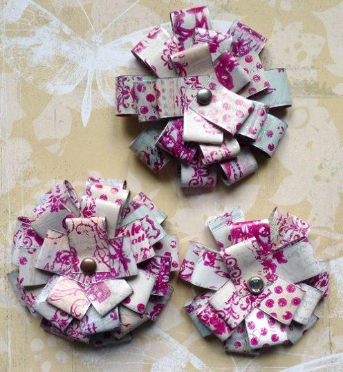 pretty pink bows