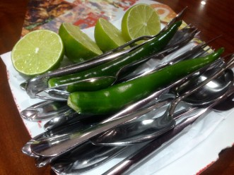 Lime and Chilli!