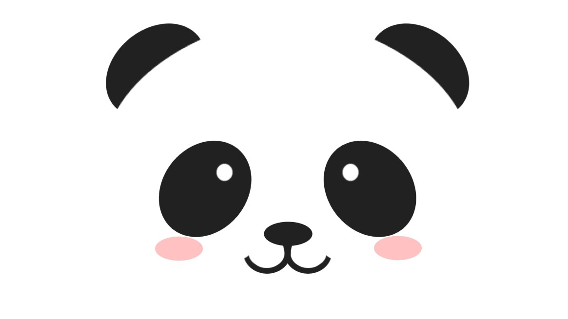 cute-panda-face-wallpaper