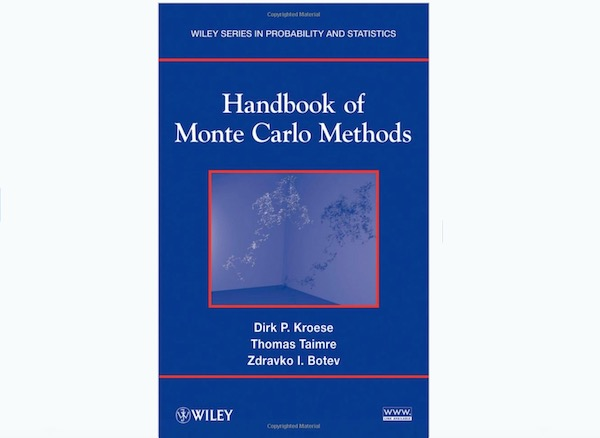 Handbook of Monte Carlo Methods cover