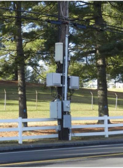 small cell array