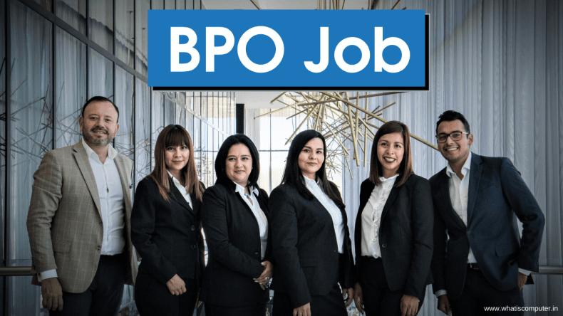 BPO Job
