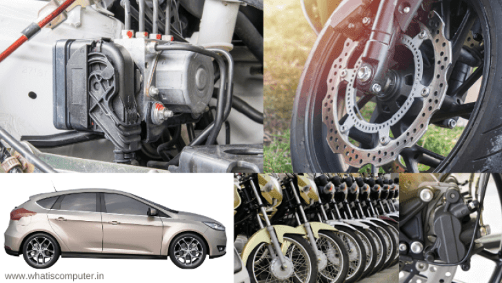 What is ABS? - How the ABS Brake System Works in Cars and Bikes