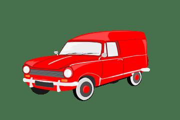 Car Cargo Space / Trunk Space