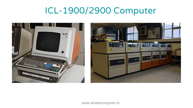 ICL-1900_2900 Third Generation Computers Images