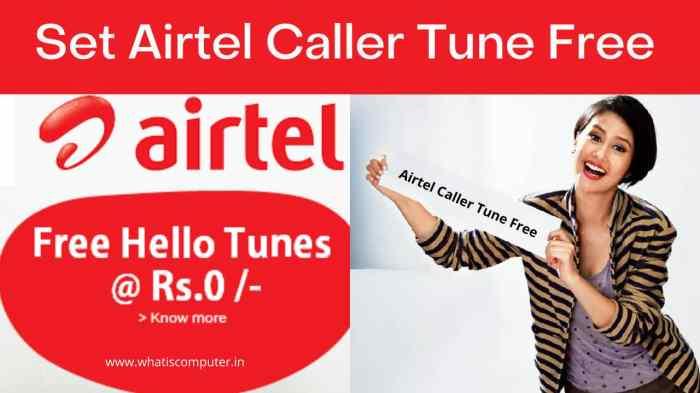 How to Set Airtel Caller Tune Free: Set Caller Tune in Airtel Sim