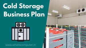 Cold Storage Business Plan