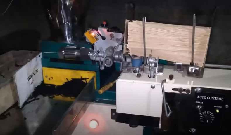 Agarbatti manufacturing machine