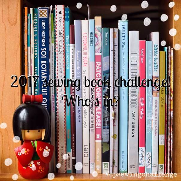 2017 Sewing Book Challenge