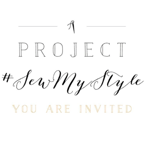 Project #SewMyStyle