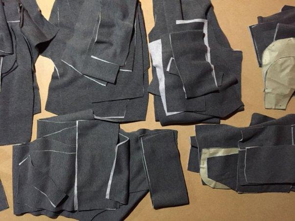 Sewing 7Hudson Pants