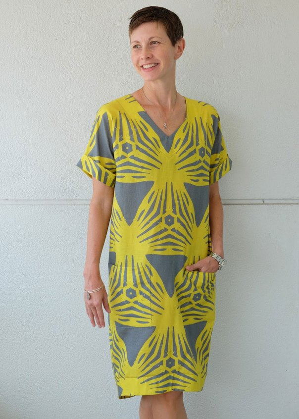 Adeline Dress Style Arc