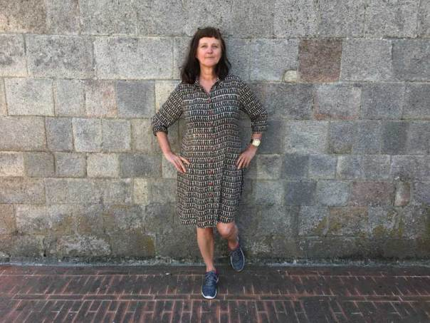 Rosa shirt dress - Tilly and the Buttons