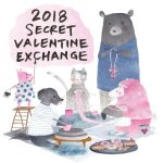 4 reasons to participate in the 2018 Secret Valentine Exchange